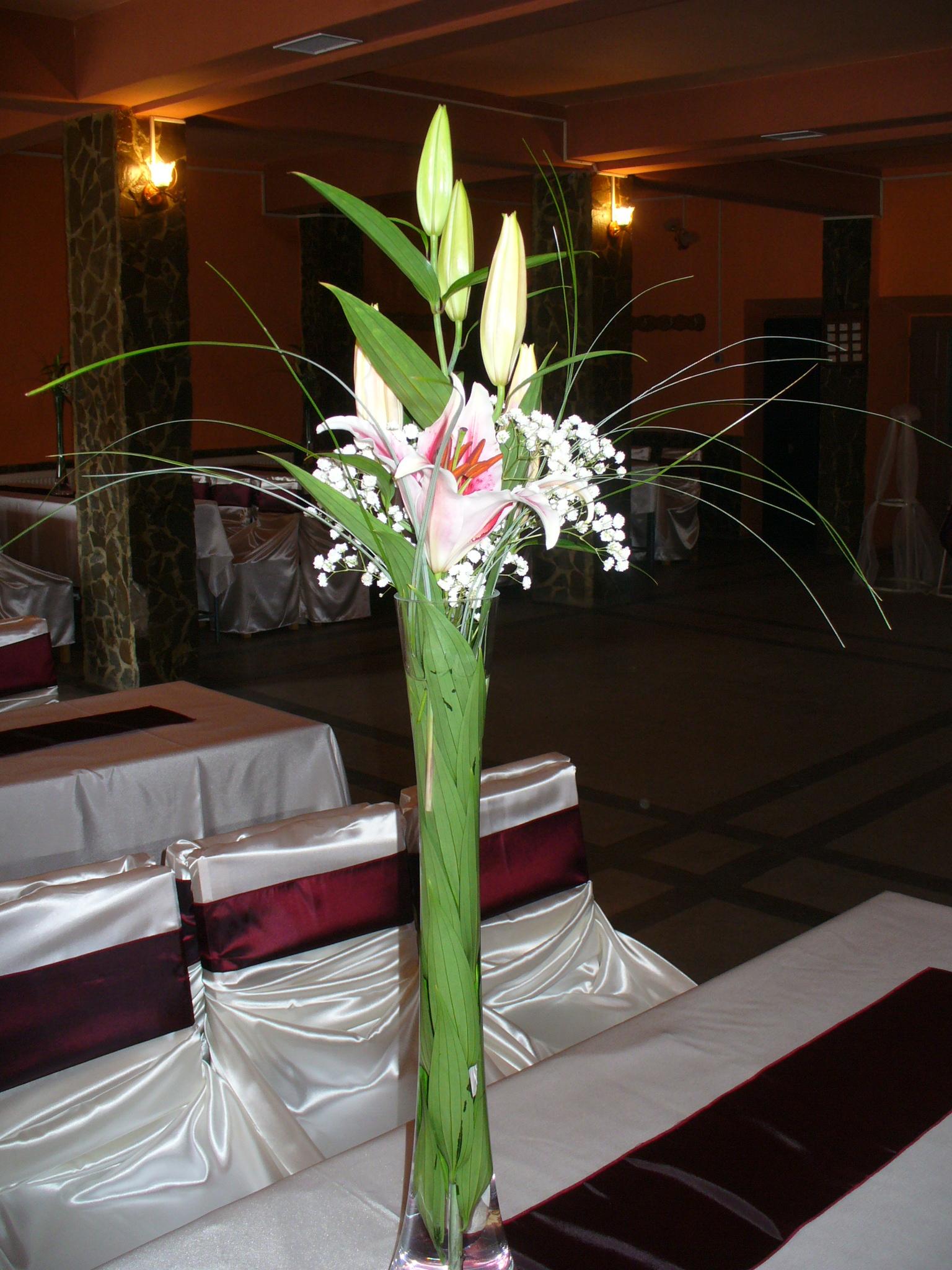 Decoratiune sala nunta